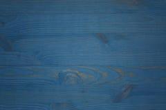 Alte blaue Planken Lizenzfreies Stockfoto
