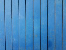 Alte blaue Stahlbeschaffenheit Stockbild