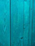 Alte blaue Türen Hölzerne Beschaffenheit Beschaffenheit des Metalls Stockbild