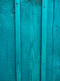 Alte blaue Türen Hölzerne Beschaffenheit Beschaffenheit des Metalls Lizenzfreie Stockfotografie