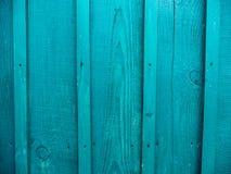 Alte blaue Türen Hölzerne Beschaffenheit Beschaffenheit des Metalls Stockbilder