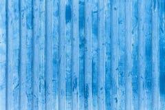 Alte blaue Wandbeschaffenheit Lizenzfreies Stockbild