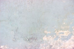 Alte blaue Wandschmutzbeschaffenheit der Betondecke Stockfoto