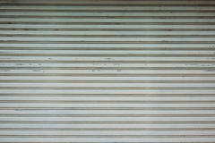 Alte Blechtafeldachbeschaffenheit Lizenzfreie Stockbilder