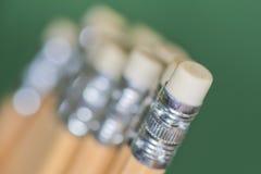 Alte Bleistifte Lizenzfreies Stockbild