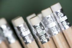 Alte Bleistifte Lizenzfreie Stockbilder