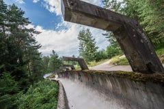 Alte Bobbahn Lizenzfreie Stockbilder