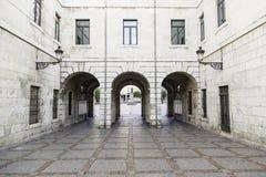 Alte Bogenarchitektur Lizenzfreie Stockfotografie