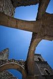 Alte Bogenkirche Stockfotografie