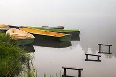 Alte Boote Stockfotografie