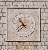 Alte Borduhr Lizenzfreies Stockbild