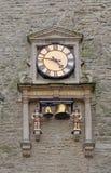 Alte Borduhr in Oxford Lizenzfreies Stockfoto