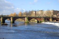 Alte Brücke Lizenzfreies Stockbild