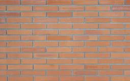 Alte braune Backsteinmauerweinleseart Stockfoto