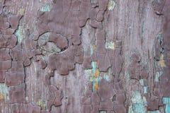 Alte braune Holzoberfläche stockfotografie