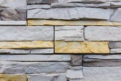 Alte braune Ziegelstein-Wand-Musterbacksteinmauerbeschaffenheit oder Backsteinmauerhintergrundlicht für Innen- oder Außenbackstei Stockfoto