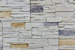 Alte braune Ziegelstein-Wand-Musterbacksteinmauerbeschaffenheit oder Backsteinmauerhintergrundlicht für Innen- oder Außenbackstei Lizenzfreie Stockbilder