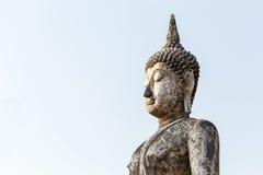 Alte Buddha-Statue Lizenzfreies Stockfoto