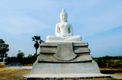 Alte Buddha-Statuen Lizenzfreie Stockfotografie