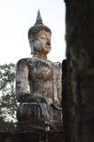 Alte Buddha-Statuen Lizenzfreies Stockbild
