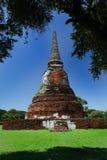 Alte Buddhismuspagode Stockbild