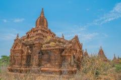 Alte buddhistische Tempel in Bagan Lizenzfreies Stockbild