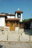 Alte bulgarische Kirche in Varna, Bulgarien Lizenzfreie Stockbilder