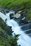 Alte cascate Fotografie Stock