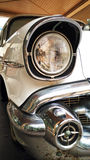 Alte Chevrolet-Autolampe Stockfotografie