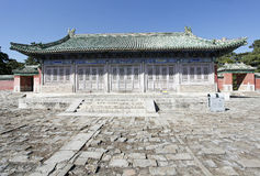 Alte chinesische Architektur Stockfotos
