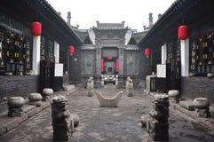 Alte chinesische Architektur Lizenzfreie Stockfotos