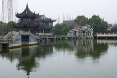 Alte chinesische Architektur Lizenzfreies Stockfoto