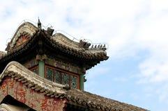 Alte chinesische Architektur Lizenzfreies Stockbild