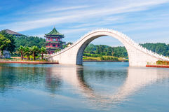 Alte chinesische Architektur in Suzhou lizenzfreie stockfotos