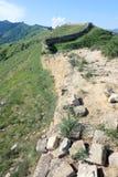 alte Chinesische Mauer Stockfotos