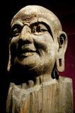 Alte chinesische Skulptur Stockbild