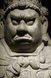 Alte chinesische Skulptur Stockfotografie