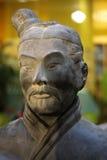 Alte chinesische Terrakotta-Armee Lizenzfreie Stockfotos