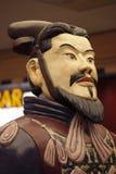 Alte chinesische Terrakotta-Armee Stockfotografie