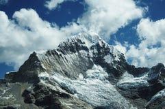 Alte Cordigliera mountain1 Immagine Stock Libera da Diritti