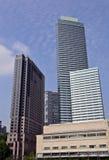 Alte costruzioni di Kuala Lumpur Immagini Stock
