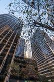 Alte costruzioni di San Francisco Fotografia Stock