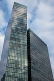 Alte costruzioni moderne Immagini Stock