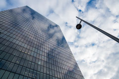 Alte costruzioni moderne Fotografie Stock Libere da Diritti