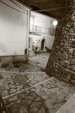 Alte Dörfer Stockfotografie