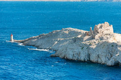 Alte dalmatinische Festung Stockfoto