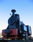 Alte Dampflokomotive Stockbilder