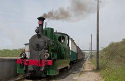 Alte Dampfserie in Holland Stockfotografie