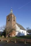 Alte Dorfkirche in Bunnik Lizenzfreies Stockbild