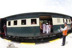 Alte Eisenbahn Stockfotografie